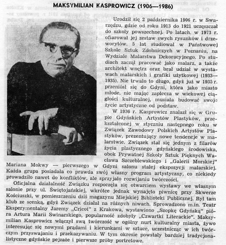 Maksymilian Kasprowicz