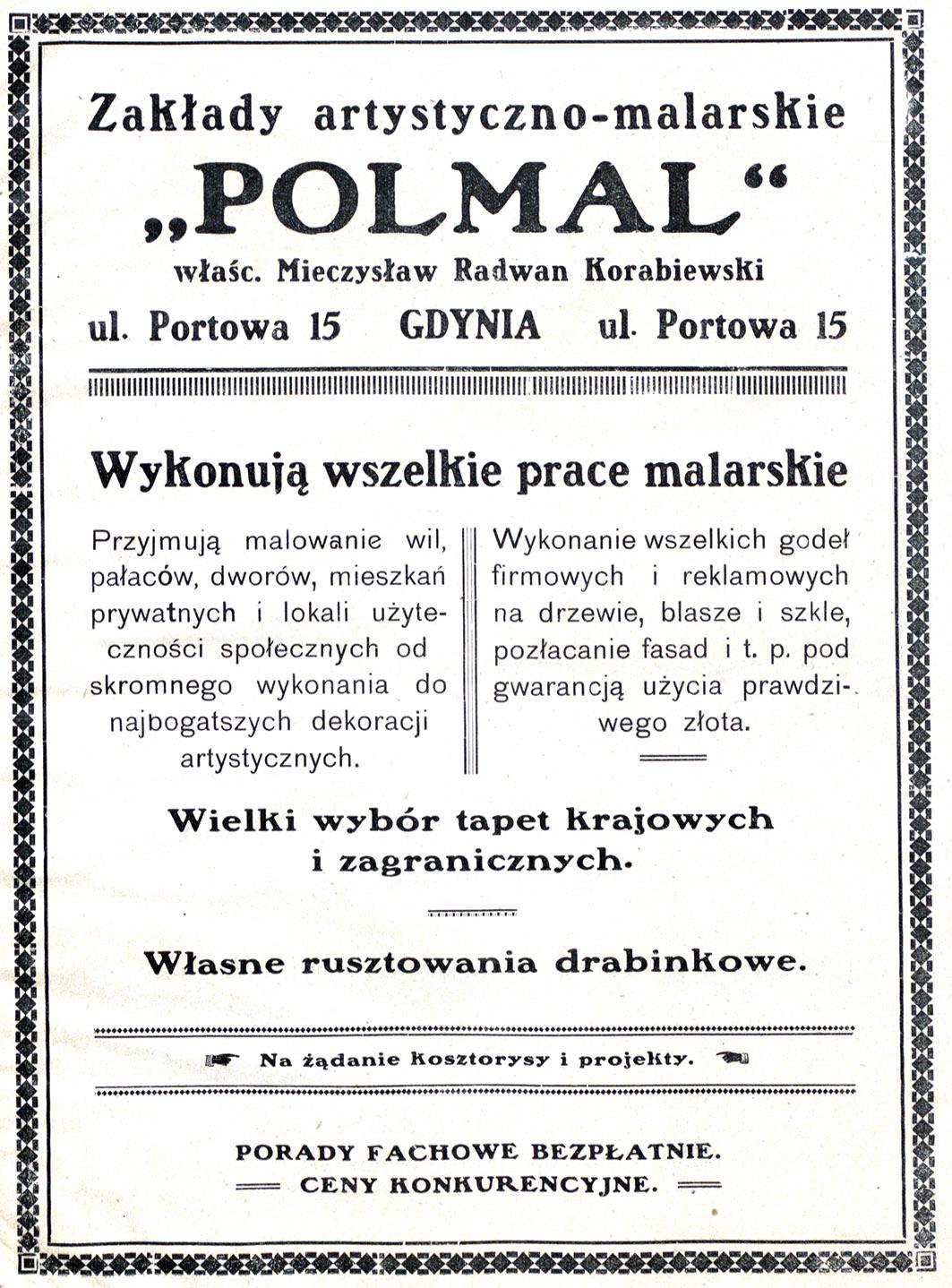 POLMAL Zakłady artystyczno-malarskie