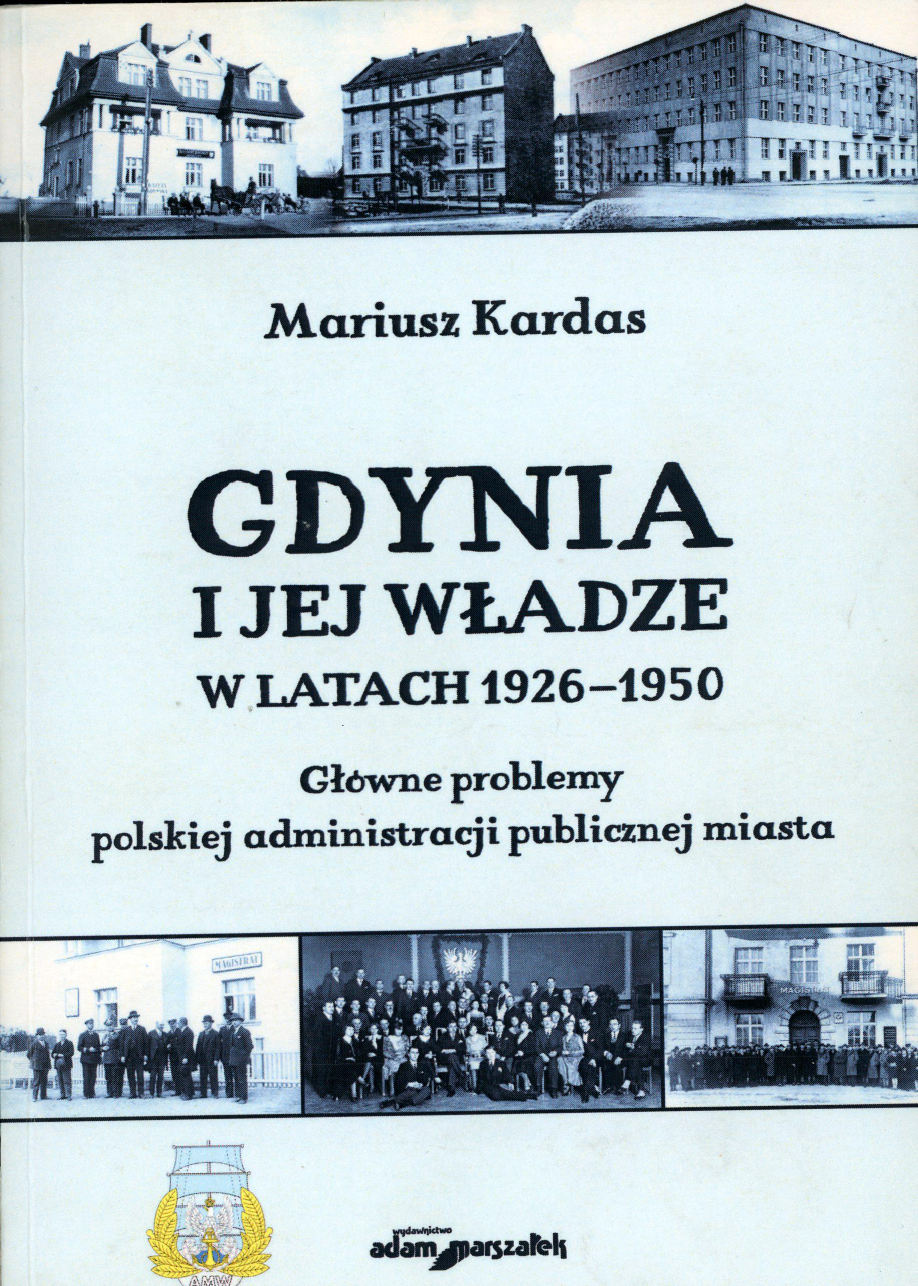 Gdynia i jej władze w latach 1926-1950