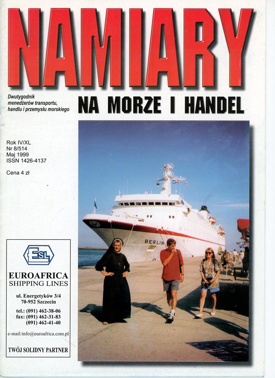 Namiary na morze i handel