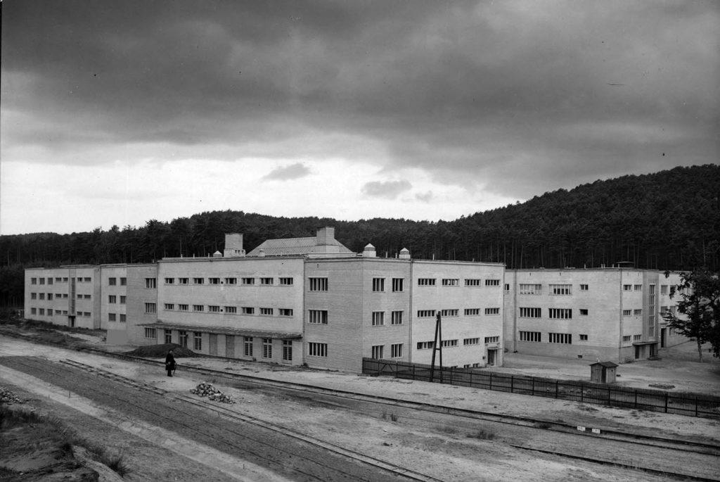 Budynki - Etap Emigracyjny