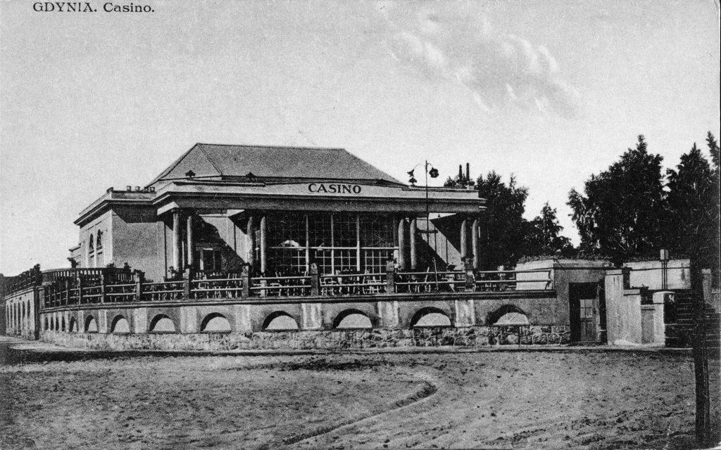 Budynki - Kasyno