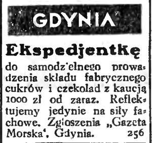 Reklamy Drobne - praca