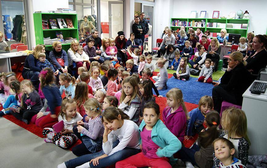 Spotkanie dziećmi