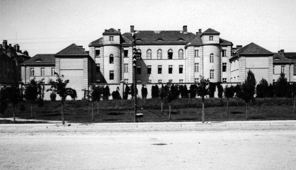 Ulica Morska - Szkoła Morska