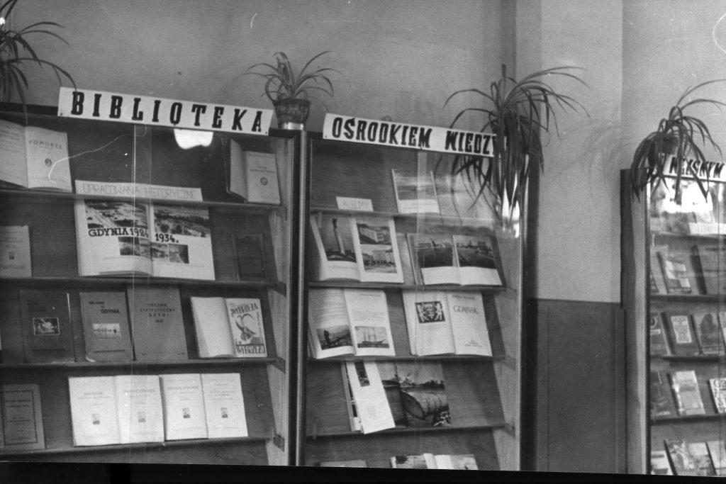 Popularyzacja literatury w Miejskiej Bibliotece Publicznej - lata 50 - 60.