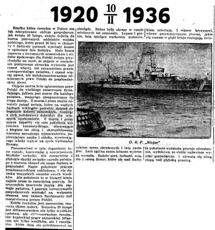 1920 10/II 1936