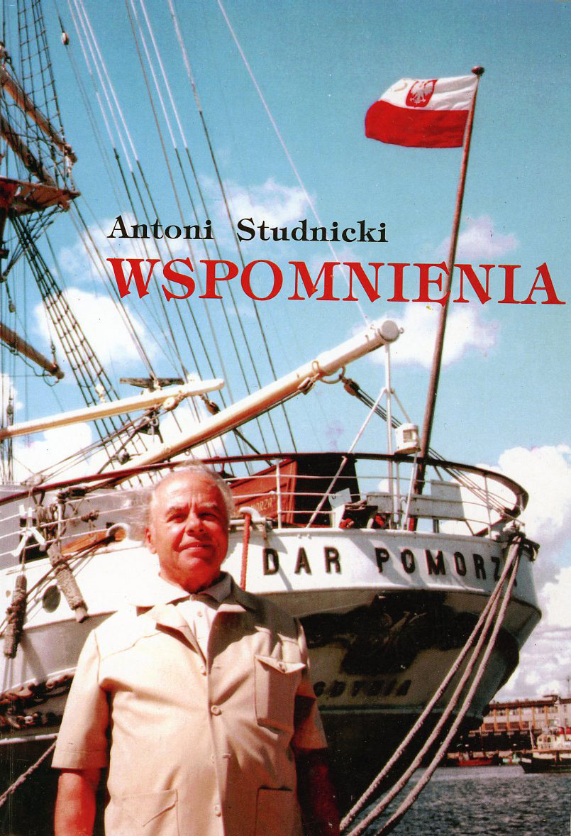 Wspomnienia / Antoni Studnicki