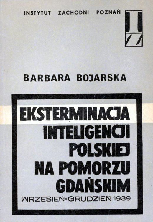 Eksterminacja inteligencji polskiej na Pomorzu Gdańskim