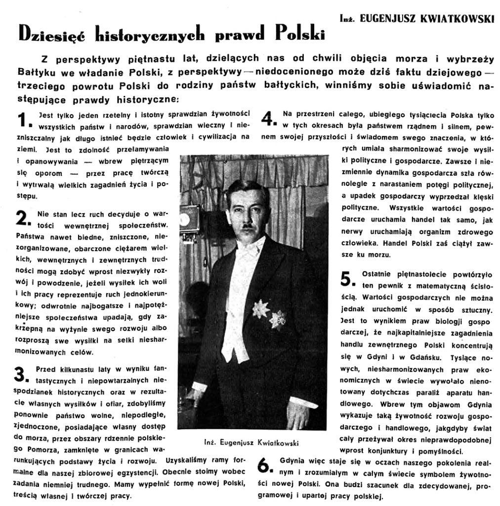 Dziesięć historycznych prawd polski