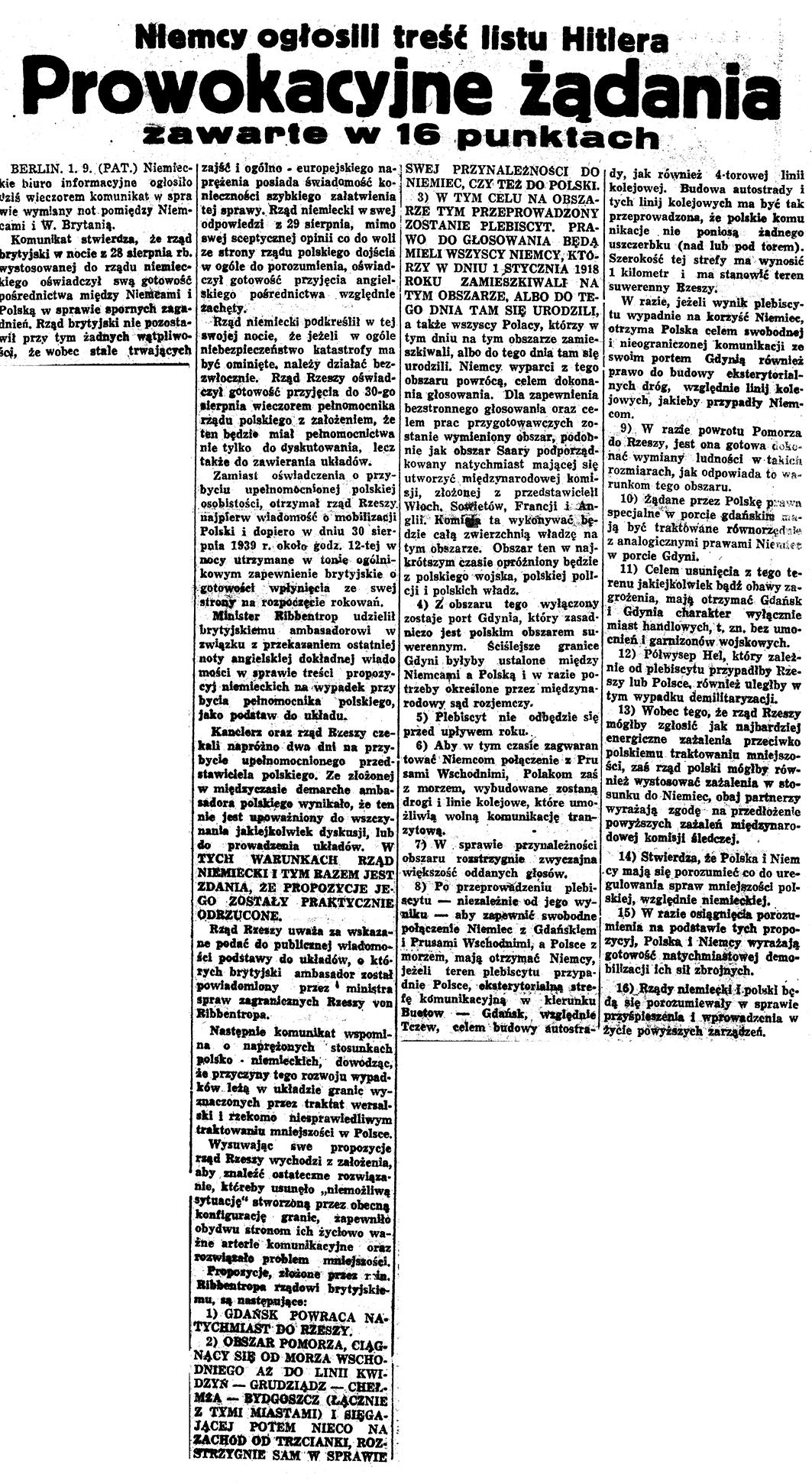 wrzesień 1939