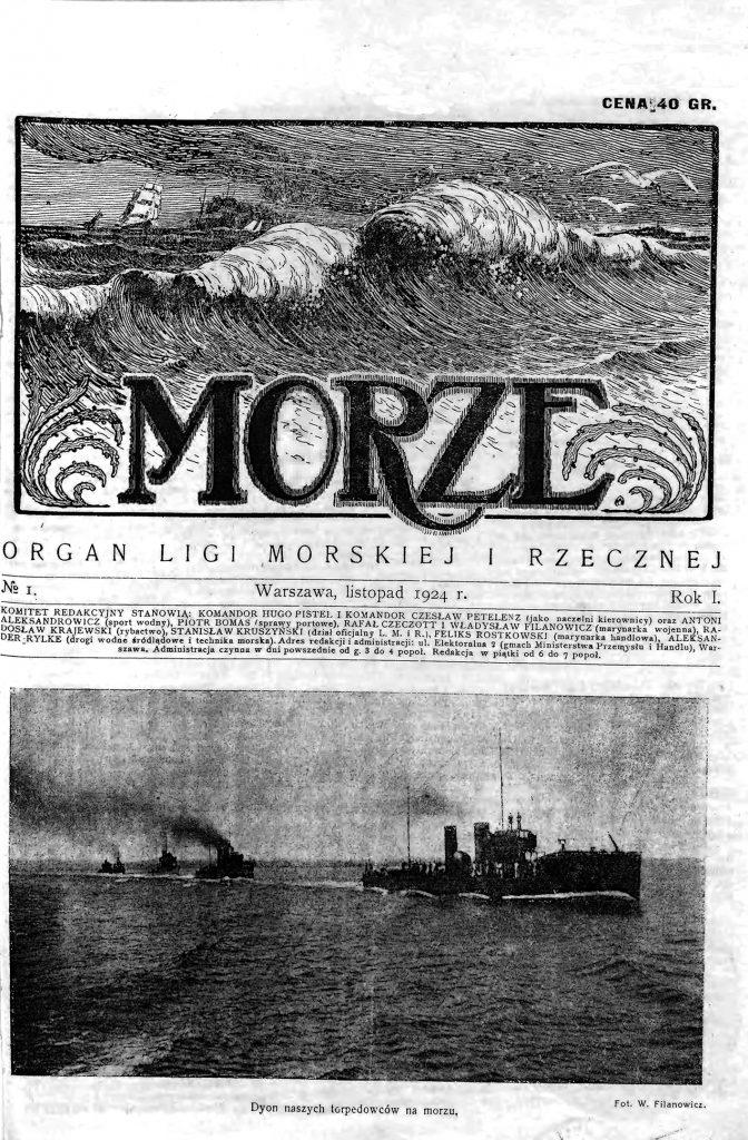 Morze 1924 nr 1