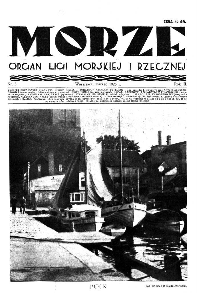 Morze. - 1925, nr 3