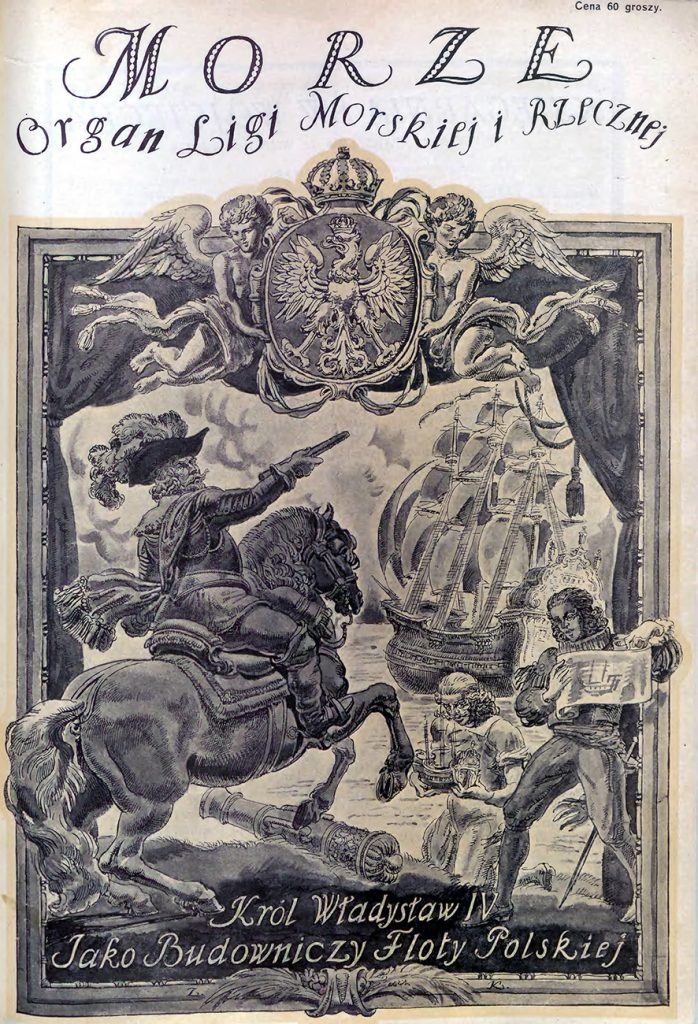Morze: organ Ligi Morskiej i Rzecznej. - 1926, nr 1