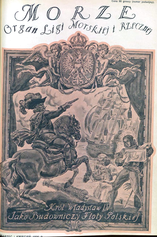Morze: organ Ligi Morskiej i Rzecznej. - 1926, nr 3-4