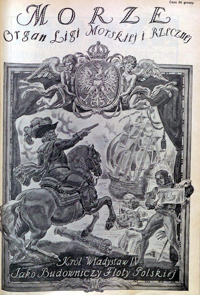 Morze: organ Ligi Morskiej i Rzecznej. - 1926, nr 5