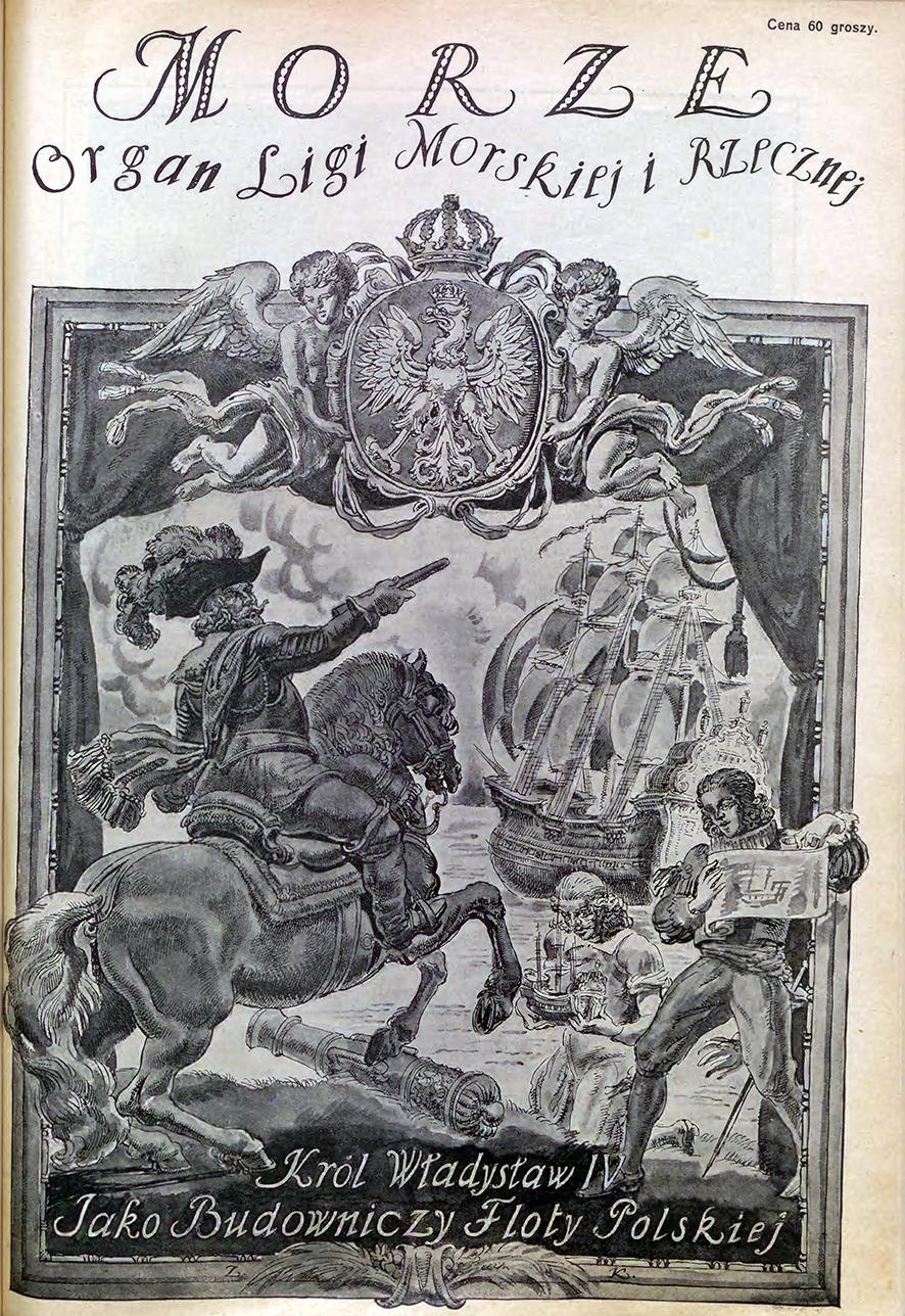 Morze: organ Ligi Morskiej i Rzecznej. - 1926, nr 6