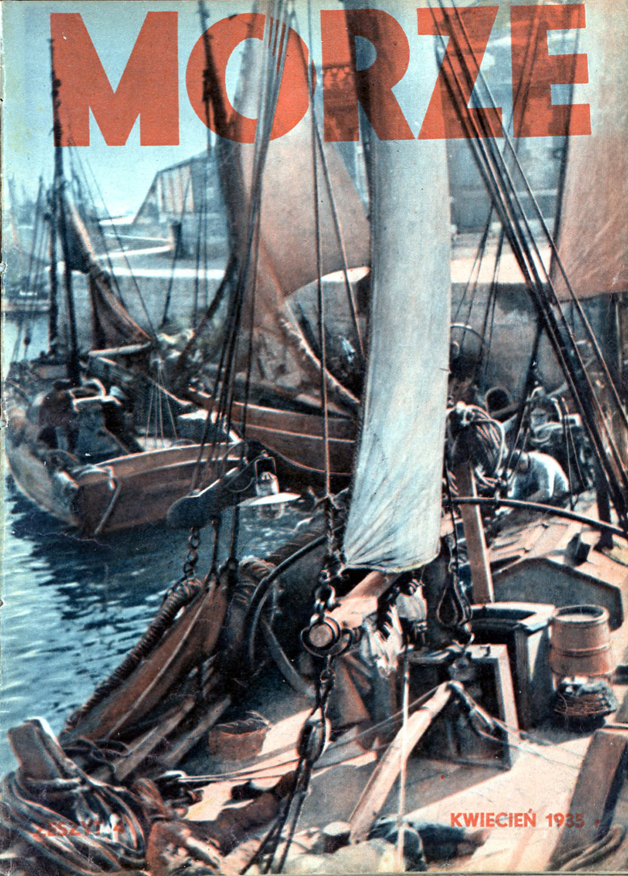 Morze: organ Ligi Morskiej i Rzecznej. - 1935, nr 3