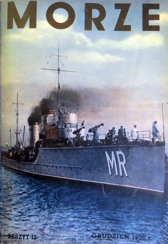 Morze: organ Ligi Morskiej i Rzecznej. - 1936, nr 12