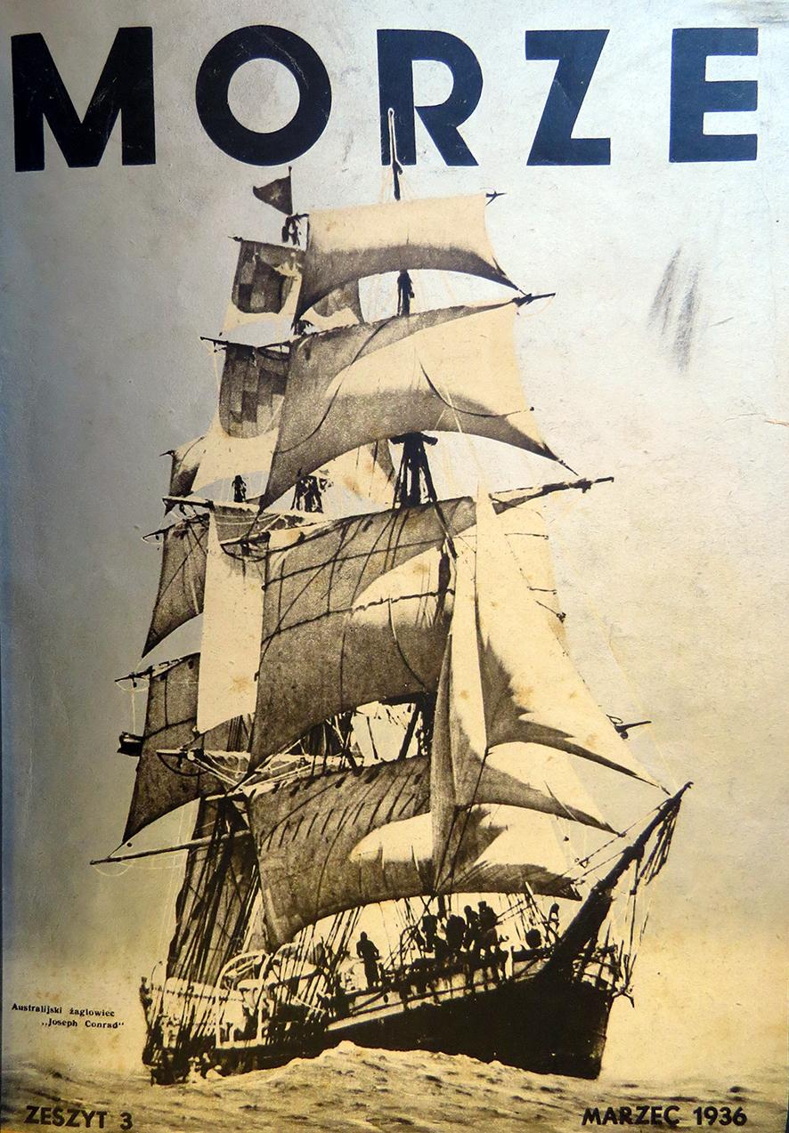 Morze: organ Ligi Morskiej i Rzecznej. - 1936, nr 3