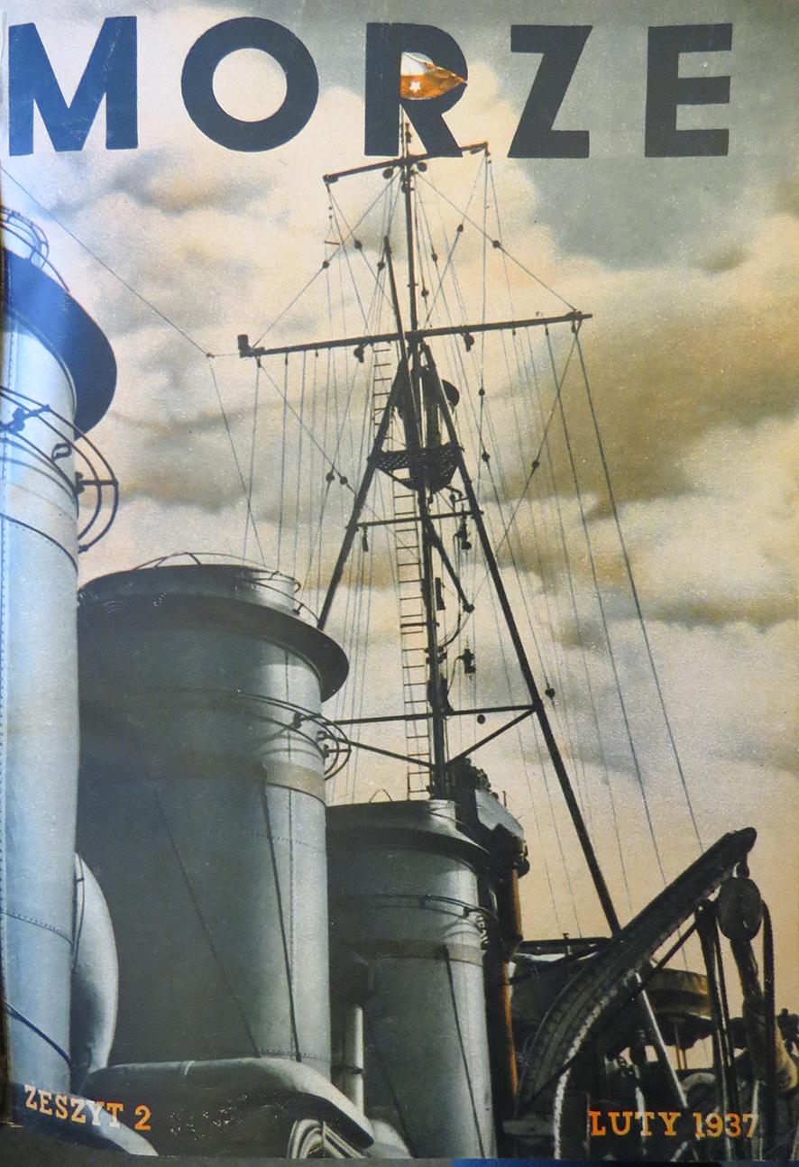 Morze: organ Ligi Morskiej i Rzecznej. - 1937, nr 1Morze: organ Ligi Morskiej i Rzecznej. - 1937, nr 2