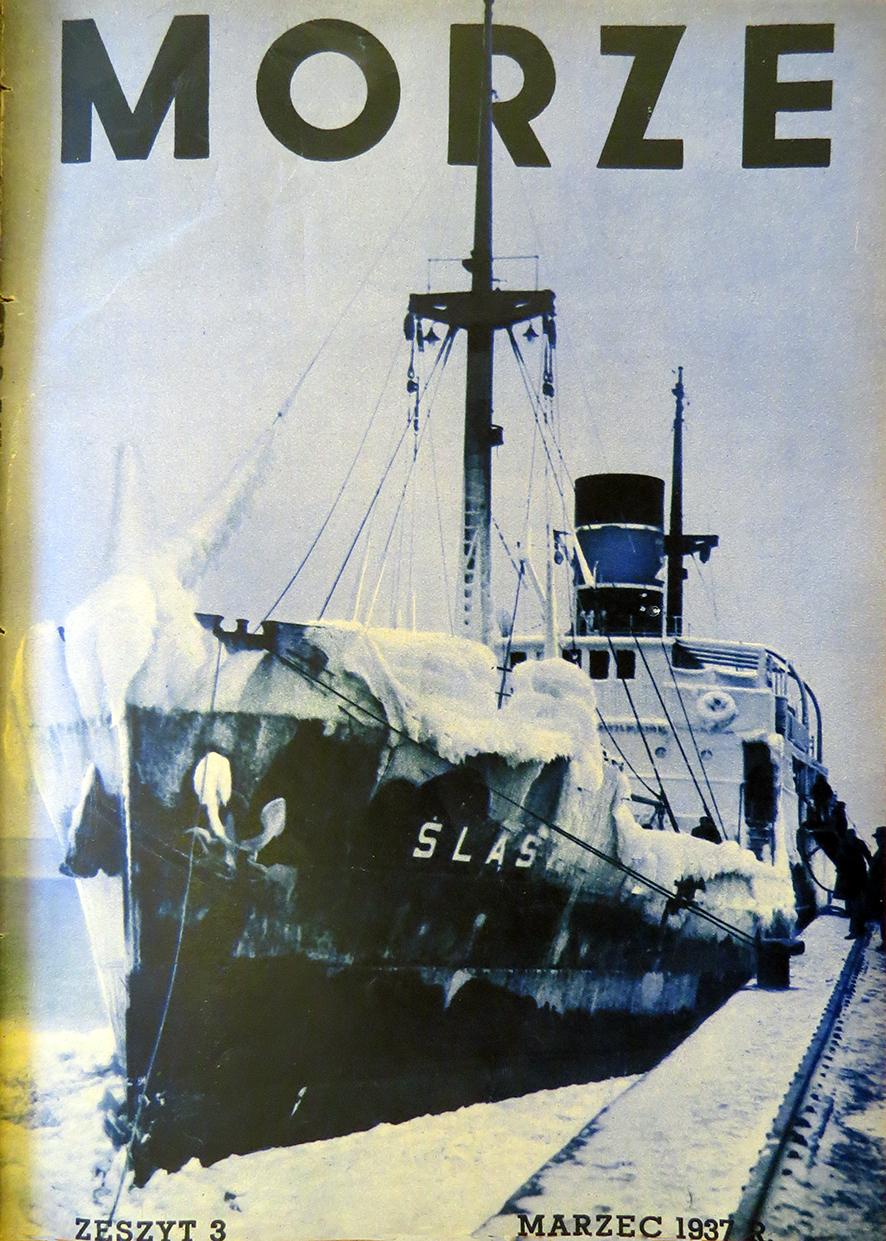 Morze: organ Ligi Morskiej i Rzecznej. - 1937, nr 1Morze: organ Ligi Morskiej i Rzecznej. - 1937, nr 3
