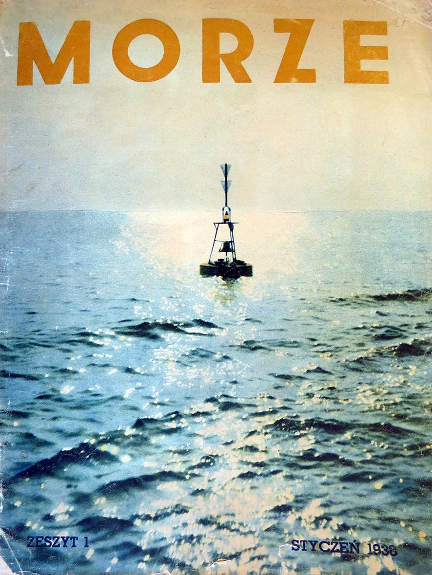 Morze: organ Ligi Morskiej i Rzecznej. - 1938, nr 1