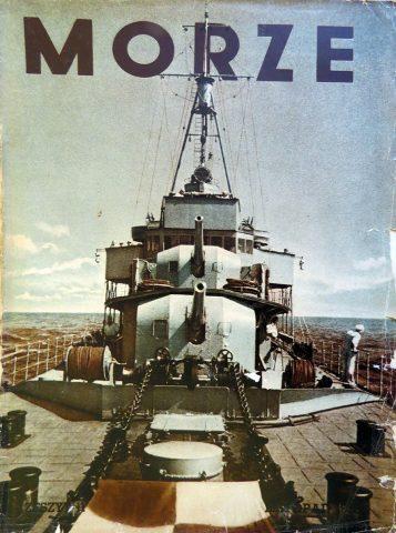 Morze: organ Ligi Morskiej i Rzecznej. - 1938, z. 11