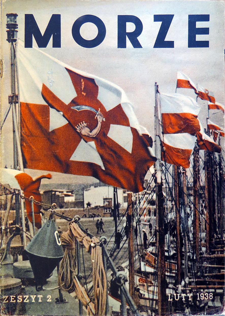 Morze: organ Ligi Morskiej i Rzecznej. - 1938, nr 2