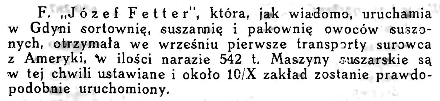 """Sp. Akc. """"Morze Północne"""" // Wiadomości Portu Gdyńskiego. - 1931, z. 9, s. 21"""