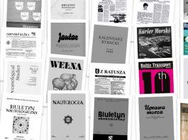 Odnajdźmy prasę i czasopisma gdyńskie