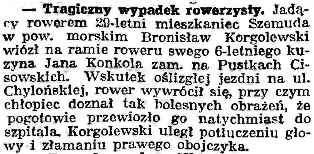 // Gazeta Gdańska. - 1939, nr 41, s. 11