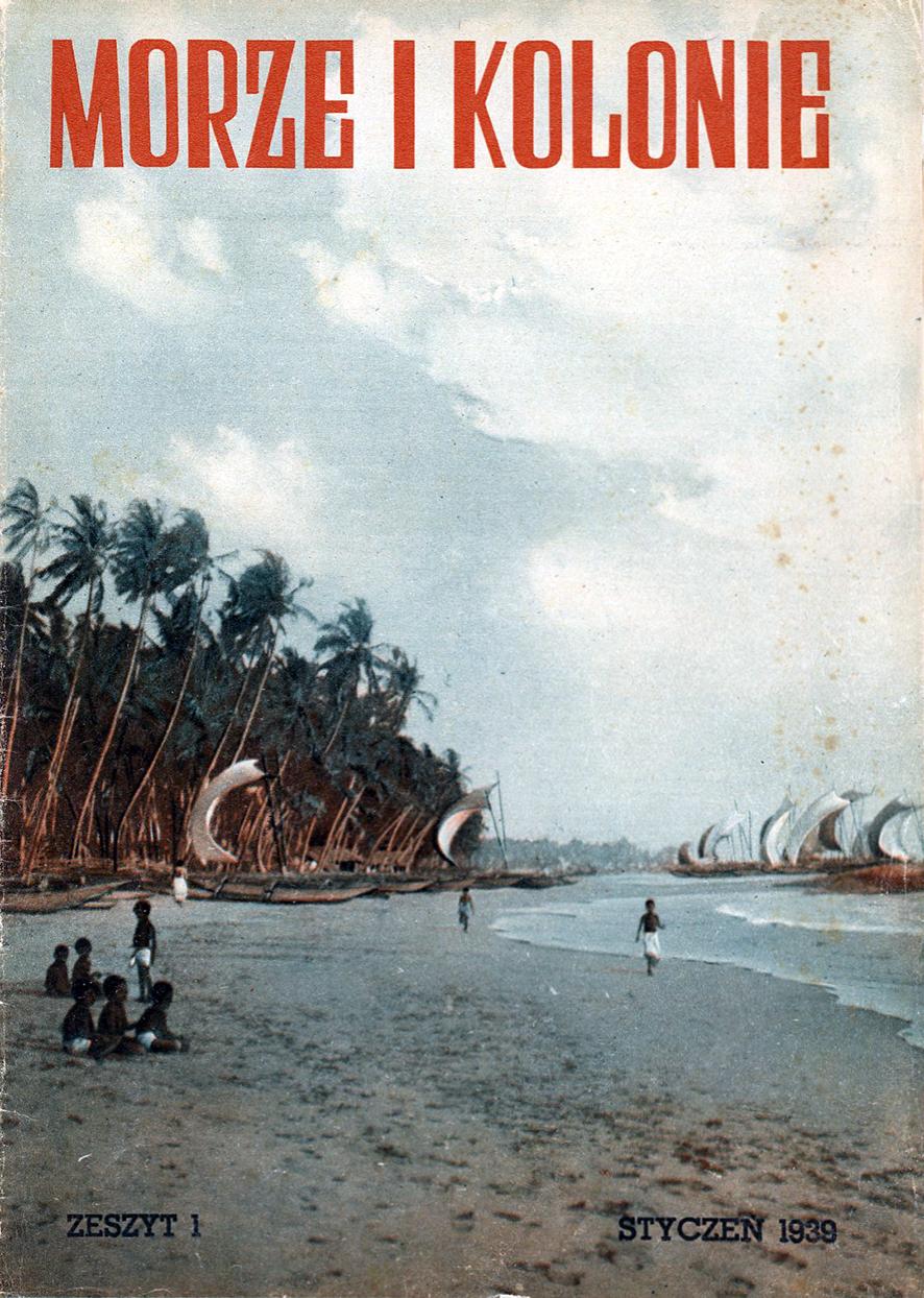 Morze i Kolonie 1939 nr 1