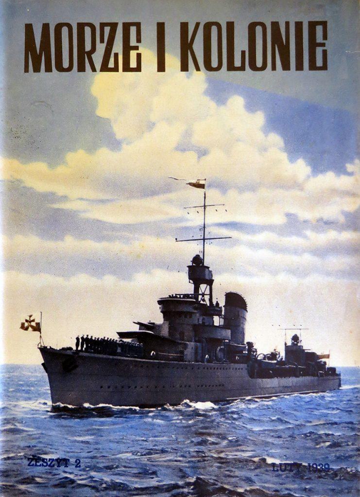 Morze i Kolonie 1939 nr 2