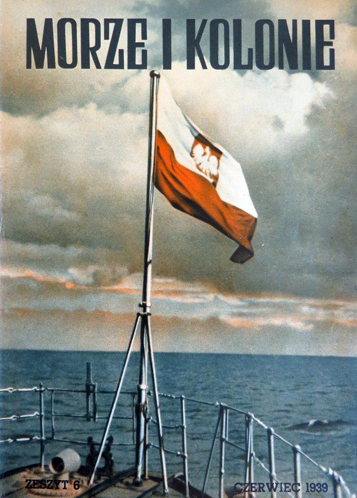 Morze i Kolonie 1939 nr 5