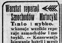 Warsztat reperacji Samochodów Motocykl Tanio i szybko wykonuje wszelkie reperacje samochodów i motocykli ... PAWEŁ VETT ... ul. 3 Maja nr 23 Tel. 3670
