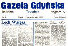 Gazeta Gdyńska 1990, nr 7