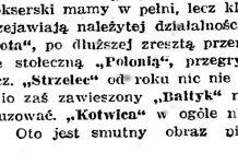 [Sezon bokserski] // Gazeta Gdańska. - 1939, nr 19, s. 6