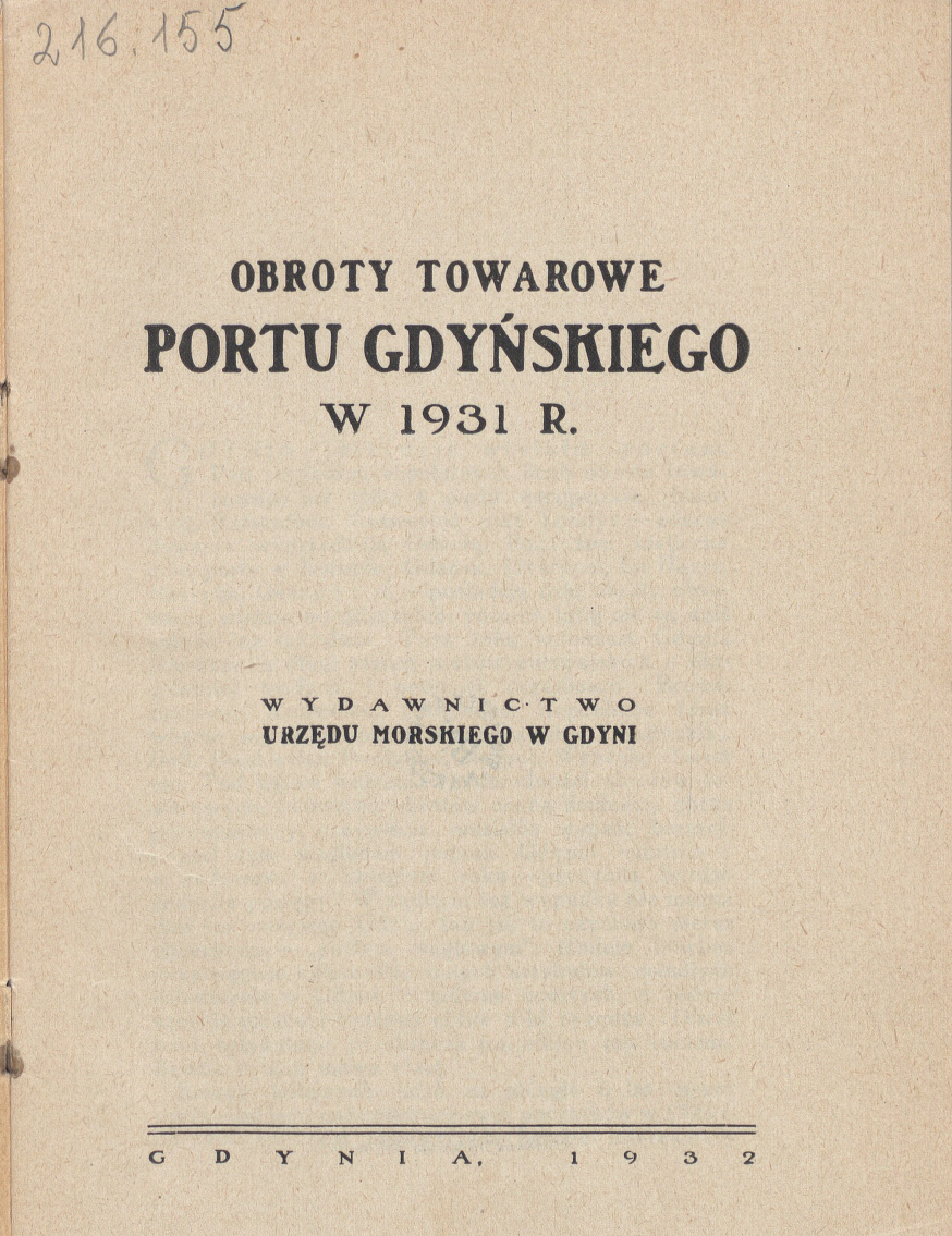 Port Gdynia książki