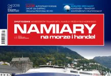 Namiary na morze i handel: dwutygodnik menedżerów transportu, handlu i przemysłu morskiego 2018, nr 4 (luty)