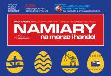 Namiary na morze i handel: dwutygodnik menedżerów transportu, handlu i przemysłu morskiego 2018, nr 7 (kwiecień)