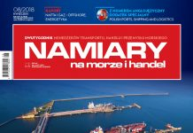 Namiary na morze i handel: dwutygodnik menedżerów transportu, handlu i przemysłu morskiego 2018, nr 8 (kwiecień)