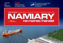 Namiary na morze i handel: dwutygodnik menedżerów transportu, handlu i przemysłu morskiego 2017, nr 9 (maj)