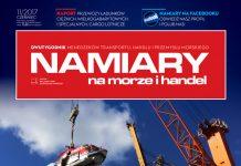 Namiary na morze i handel: dwutygodnik menedżerów transportu, handlu i przemysłu morskiego 2017, nr 11 (czerwiec)