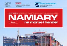 Namiary na morze i handel: dwutygodnik menedżerów transportu, handlu i przemysłu morskiego 2017, nr 13 (lipiec)
