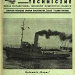 Morskie Wiadomości Techniczne: czasopismo poświęcone sprawom okrętownictwa, żeglugi i techniki okrętowej. - 1938, nr 5 [właściwie 1]