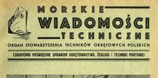Morskie Wiadomości Techniczne: czasopismo poświęcone sprawom okrętownictwa, żeglugi i techniki okrętowej. - 1938, nr 4
