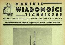 Morskie Wiadomości Techniczne: czasopismo poświęcone sprawom okrętownictwa, żeglugi i techniki okrętowej. - 1938, nr 6