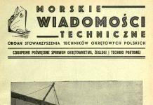 Morskie Wiadomości Techniczne: czasopismo poświęcone sprawom okrętownictwa, żeglugi i techniki okrętowej. - 1939, nr 2