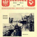 Wiadomości Portowe. - 1939, nr 5